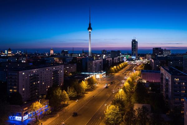 Illustration zu Demografischer Wandel und Arbeit in Ostdeutschland