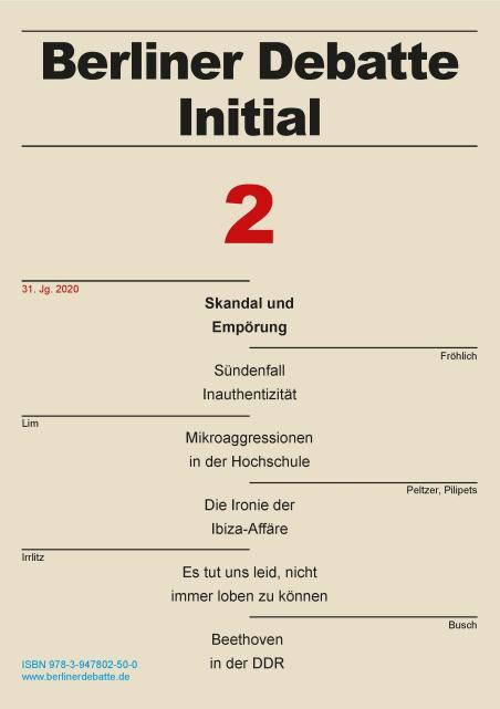 Cover von Skandal und Empörung